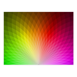 Inside the Rainbow (Color 2) Postcard