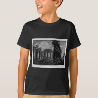 Inside the same building Giovanni Battista Piranes T-Shirt