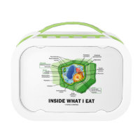 Inside What I Eat (Plant Cell Biology Vegetarian) Replacement Plate