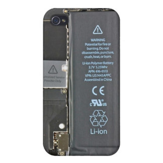 Inside your (4) iPhone 4 covers