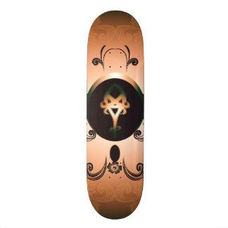 Insight, foresight rune skate deck