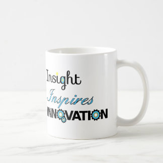 Insight Inspires Innovation Classic White Coffee Mug