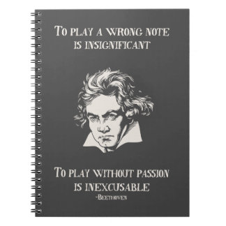 Insignficant v. Inexcusable Notebook