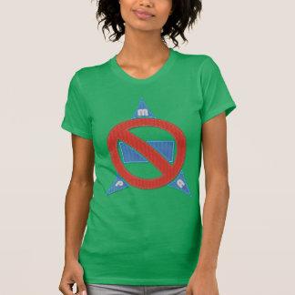Insignia al mérito de las señoras PMA Camiseta