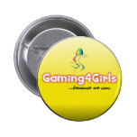 Insignia amarilla de G4G Pin