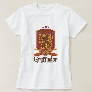 Insignia de Gryffindor Quidditch Playeras