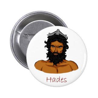 Insignia de Hades Pin Redondo 5 Cm
