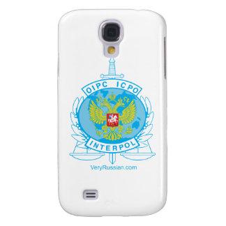 insignia de Interpol Rusia