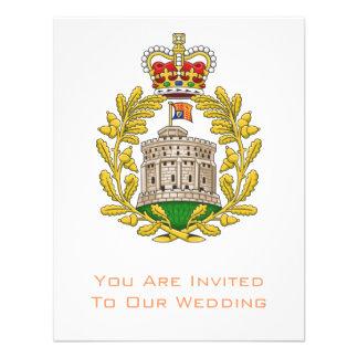 Insignia de la casa de Windsor Anuncio Personalizado