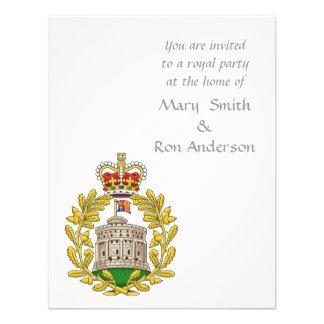 Insignia de la casa de Windsor Comunicados