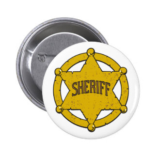 Insignia de la estrella de los sheriffs pins