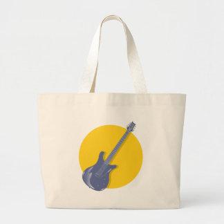 Insignia de la guitarra bolsas