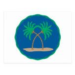 Insignia de la palmera postal