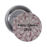 Insignia de la reina KAl 2010 de la nieve Pin