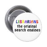 Insignia de los bibliotecarios pin