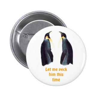 Insignia de los pingüinos de emperador