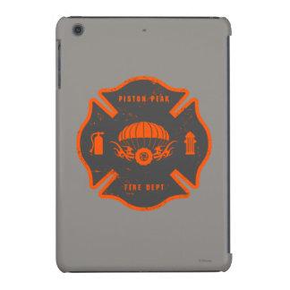 Insignia de los puentes del humo funda de iPad mini