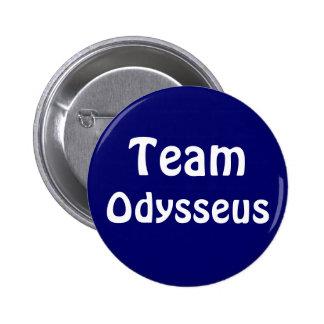 Insignia de Odiseo del equipo Pin Redondo 5 Cm