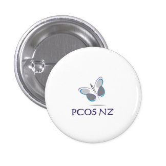 Insignia de PCOS NZ Pins