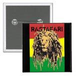 Insignia de Rastafari Pins