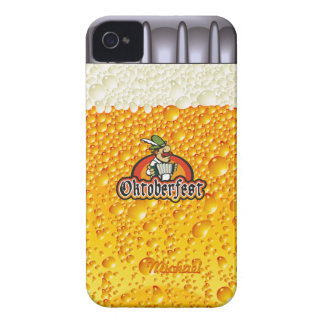 Insignia de removable del caso del iPhone 4 de la Case-Mate iPhone 4 Carcasas