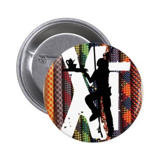 Insignia de XT Pin Redondo De 2 Pulgadas