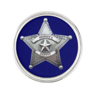 Insignia del ayudante del sheriff