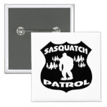 Insignia del bosque de la patrulla de Sasquatch Pins