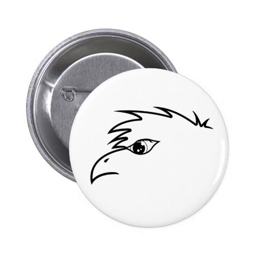 Insignia del botón de American Eagle Pins