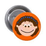 Insignia del botón de Kapskids Pin