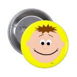 Insignia del botón de Kapskids Pins