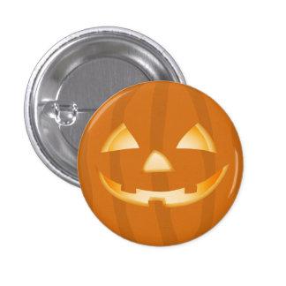Insignia del botón de la diversión de Halloween de Pin Redondo De 1 Pulgada