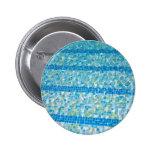 Insignia del botón de la piscina pin