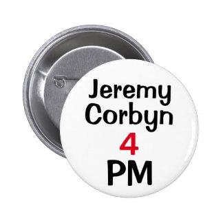 """""""Insignia del botón del 4 de la tarde de Jeremy Pin Redondo De 2 Pulgadas"""