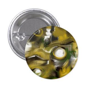 Insignia del botón del Asphodel de Steampunk Pins