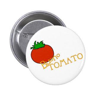 Insignia del botón del tomate de APH Buono