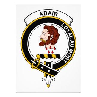 Insignia del clan de Adair Invitaciones Personalizada