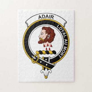 Insignia del clan de Adair Puzzle Con Fotos
