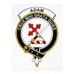 Insignia del clan de Adán Invitaciones Personales