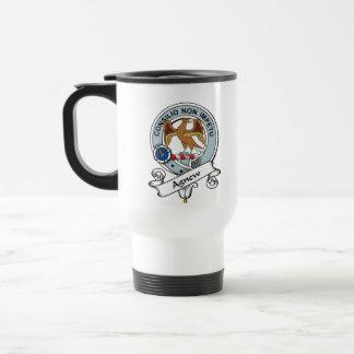 Insignia del clan de Agnew Taza De Café