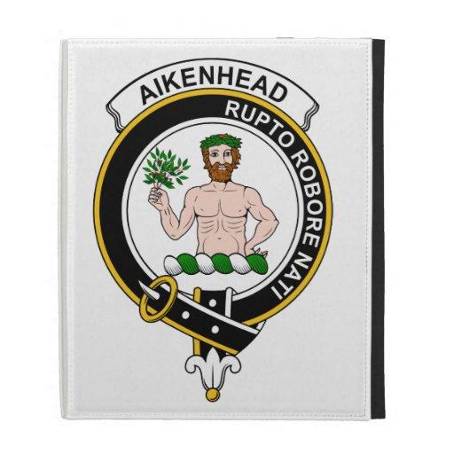 Insignia del clan de Aikenhead