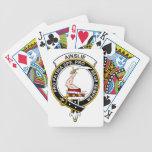 Insignia del clan de Ainslie Baraja Cartas De Poker