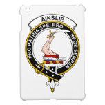 Insignia del clan de Ainslie iPad Mini Protector