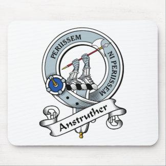 Insignia del clan de Anstruther Tapete De Raton