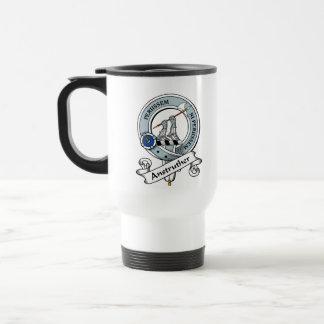 Insignia del clan de Anstruther Tazas De Café