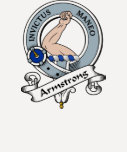 Insignia del clan de Armstrong Camiseta