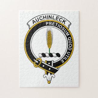 Insignia del clan de Auchinleck Puzzle