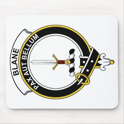 Insignia del clan de Blane Tapetes De Ratones