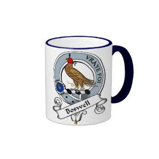 Insignia del clan de Boswell Tazas De Café