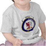 Insignia del clan de Boyle Camiseta